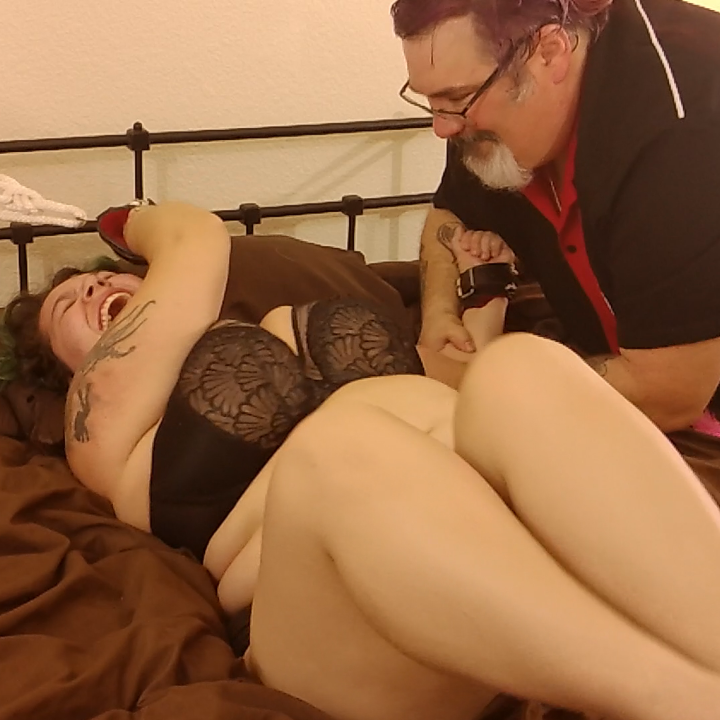 Tickled by Daddy Part 3